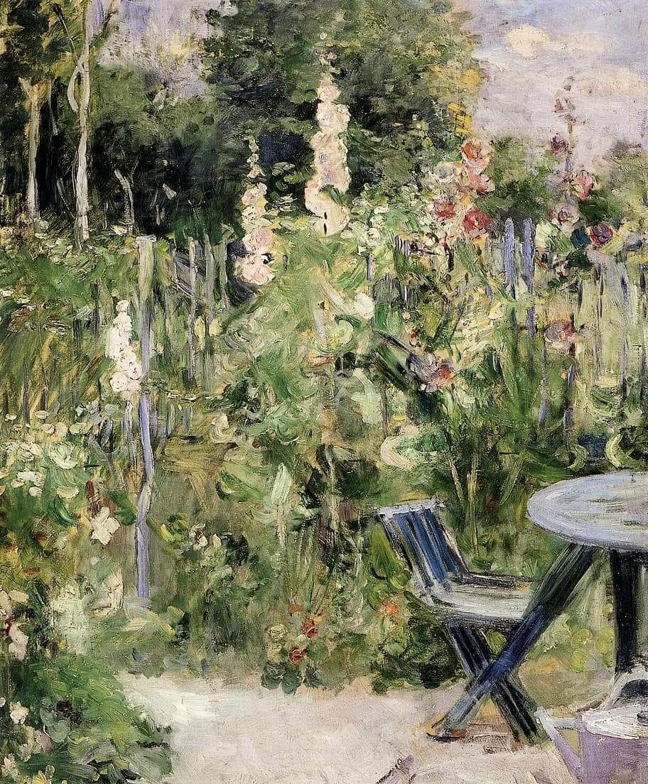 """""""Gülhatmi"""", Berthe Morisot"""